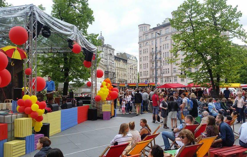 Odrobina Hiszpanii w centrum Warszawy